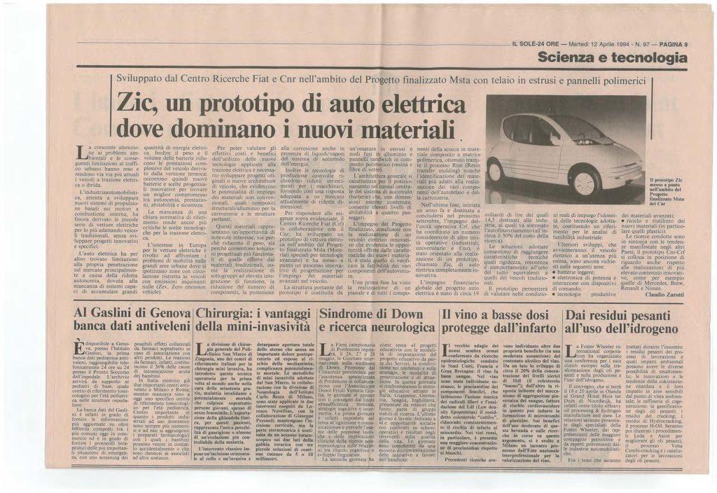 Auto elettrica